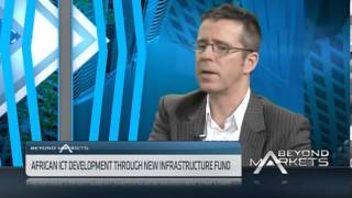 Brandon Doyle Interviewed On CNBC Africa, Beyond Markets