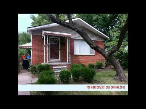 THIS HOUSE IS A MUST SEE!!! – DETROIT, MICHIGAN