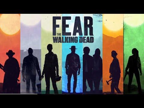 Fear The Walking Dead - Season 6 (All intros in one) | Episodes 1-7