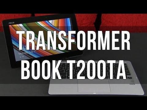 Asus Transformer Book T200TA / T200 review