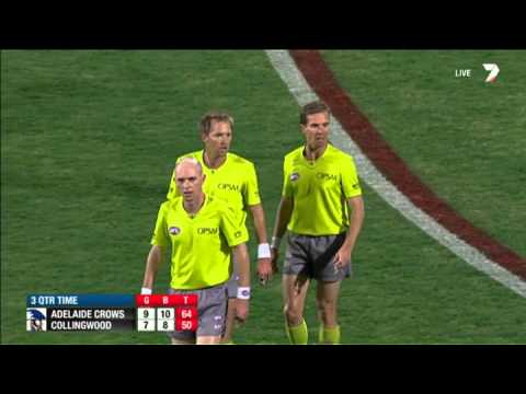 Did Jenkins' goal beat the siren? What's your decision? – AFL