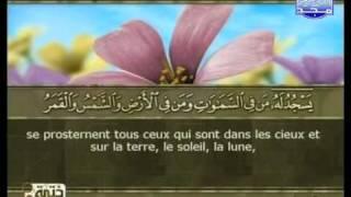 Le coran traduit en français parte 17 سعد الغامدي الجزء