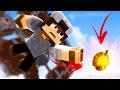 Minecraft: PARKOUR PVP - PEGUEI UMA CAPIROTO NO AR!