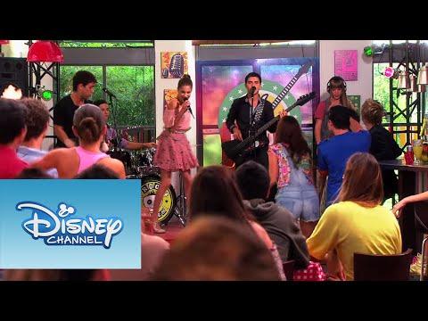 Violetta: Momento Musical - Los Rock Bones cantan con Violetta