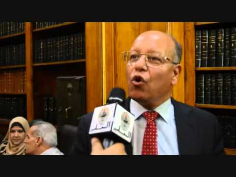 محمد ابوالوفا : يوجة الشكر للنقيب سامح عاشور والنقيب محمد عثمان على المجهود فى عملية تجديد المقر