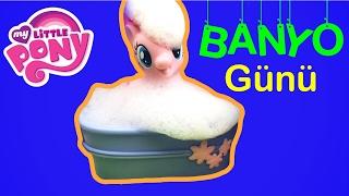 BANYO GÜNÜ  Ponylerin Maceraları 6.Bölüm  Türkçe My Little Pony İzle