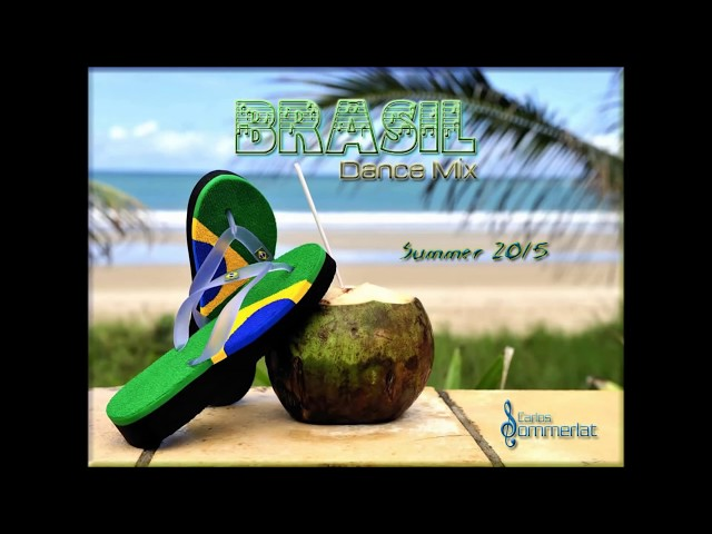 Brazilian house music summer 2015 brasil dance mix by for Brazilian house music