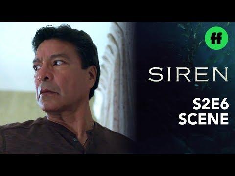Siren Season 2, Episode 6 | Sheriff Dale Covers Up a Murder | Freeform