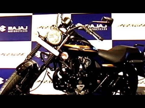 Bajaj Auto India rises in with all new Avengers