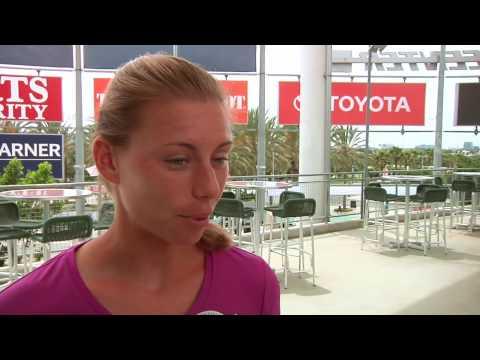 Maria Sharapova Vs Vera Zvonareva Abierto de Australia 2007