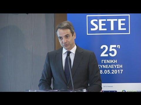"""""""Στόχος να γίνει η Ελλάδα ένα παντοδύναμο brand name στην Ευρώπη"""""""