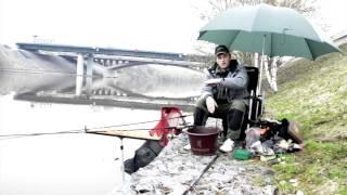 Весенняя ловля леща в черте города.Фидер на Москве-реке.