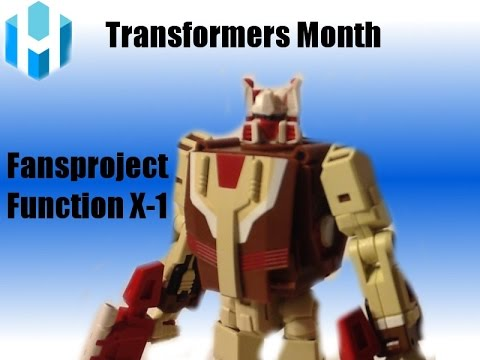 TF Month - Extra Days: Fansproject Function X-1 Review