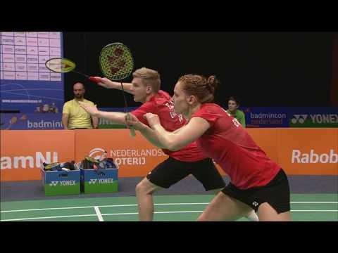 Ellis / Smith vs Arends / Piek (XD, Final) - Yonex Dutch Open 2017