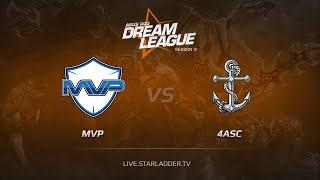 4Anchors vs MVP Phoenix, game 1