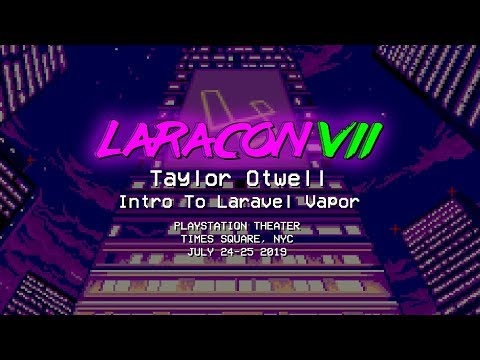 Taylor Otwell - Intro to Laravel Vapor