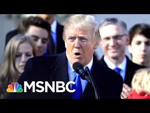 Donald Trump Of The Deal: Prez's Negotiating Skills End In Govt Shutdown | The Last Word | MSNBC