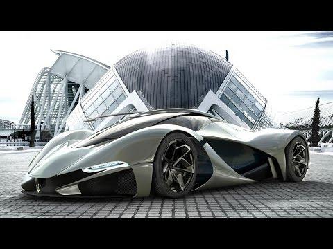 le 10 auto più veloci al mondo - classifica del 2016