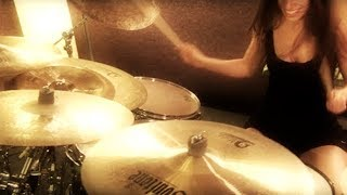 Video AVENGED SEVENFOLD - BAT COUNTRY - DRUM COVER BY MEYTAL COHEN MP3, 3GP, MP4, WEBM, AVI, FLV Agustus 2018