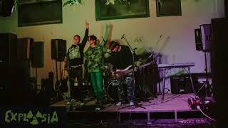 Download Lagu Explosia   Human greed   live SKC Obrenovac 10 05 2017 Mp3