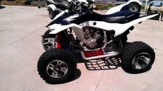 7. For Sale 2008 TRX400ex