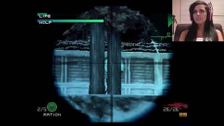 SSSniperWolf vs Sniper Wolf Part 2 (MGS1 Facecam)