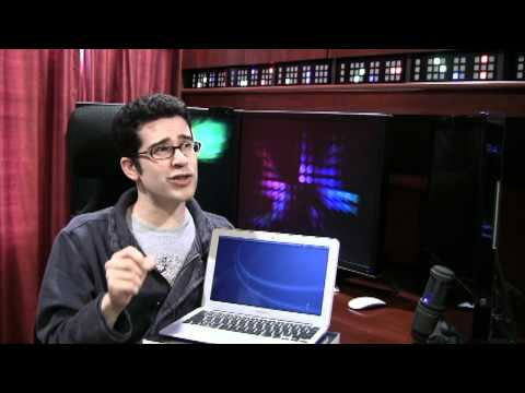 11.6 - I Need Your Help: http://vid.io/x6R (Please Support) Apple's MacBook Air is arguably the most elegant portable computer on the market. The MacBook Air is lig...