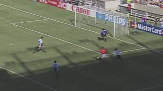 Dennis Bergkamps Traumtor gegen Argentinien (WM 1998)