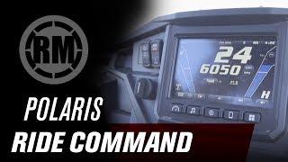 10. Polaris Ride Command | Polaris RZR