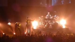 Avenged Sevenfold - Warmness on the Soul / Planets - live @ Halle 622, Zurich 26.2.2017 Video