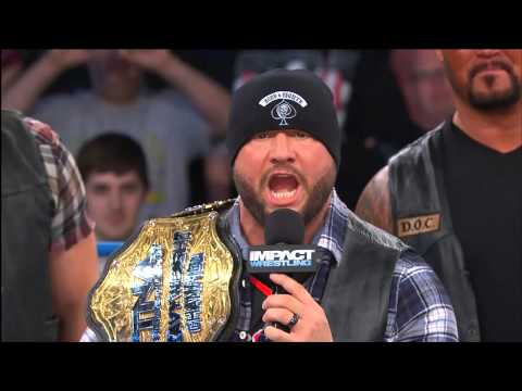 Eights - Watch TNA's IMPACT WRESTLING every Thursday at 8/7c on SpikeTV.