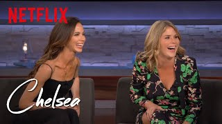 Video Jenna Bush Hager and Barbara Pierce Bush (Full Interview) | Chelsea | Netflix MP3, 3GP, MP4, WEBM, AVI, FLV November 2018