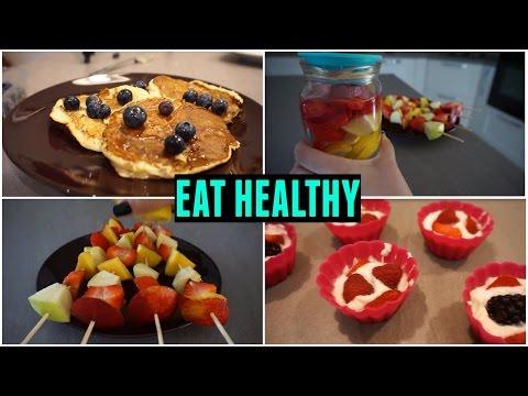 5 mini-ricette super-salutari e veloci!
