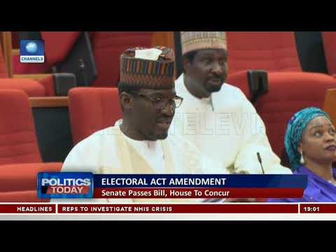Political Round-Up: Lawmakers Demand Answers Over Kaduna Killings |Politics Today|