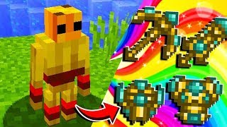 *Ancient Egyptian  Mod* Mini Golems Fantasy Farmville - Minecraft Modded Minigame | JeromeASF