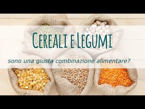 cereali e legumi: sono davvero una giusta combinazione alimentare?