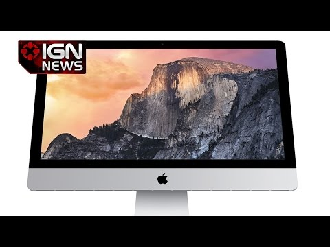 Apple Announces 5K Retina iMac - IGN News