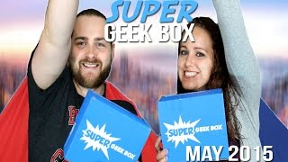 Nonton Super Geek Box May 2015 Film Subtitle Indonesia Streaming Movie Download