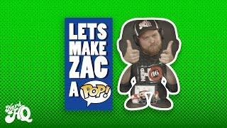 Let's Make Zac a POP! - Josh