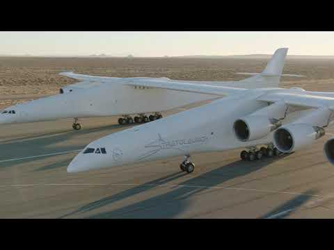 """Конкурент """"Мрії"""": оприлюднено відео випробувань нового найбільшого літака"""