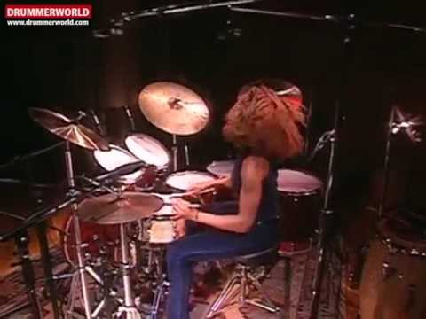 Cindy Blackman Santana: Drum Solo