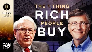 Video What's The One Thing Rich People Buy That Poor People Don't - Boss In The Bentley MP3, 3GP, MP4, WEBM, AVI, FLV Agustus 2019