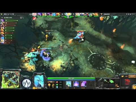 Orange vs LGD.cn - D2SL 3rd Decider - G5