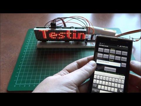 GitHub - terokorp/Arduino-Max7219-scrolling-text