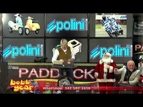 Diretta TV/Nissan Skyline/F150 Lightnin'/VALLI: americana o la bici!