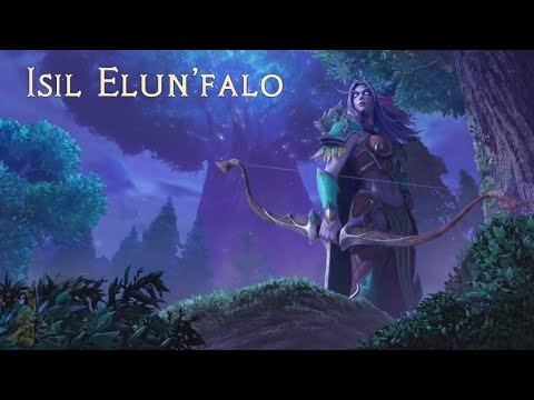 Sharm ~ Isil Elun'falo (World Of Warcraft Night Elf Song)