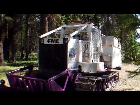 FMC 220 SoftTrack Skidgine
