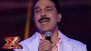 عبد الله الرويشد - إلي حببني فيه - العروض المباشرة الأسبوع 6 - The X Factor 2013