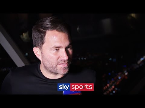 EXCLUSIVE! Eddie Hearn on Anthony Joshua beating Andy Ruiz Jr & Dillian Whyte being cleared by UKAD