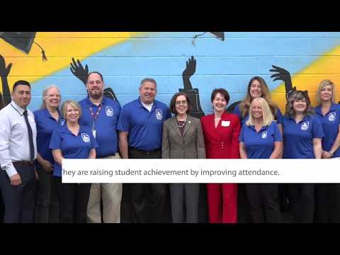 SI&A Videos | Governor Brown: Eagle Point HS reduces absenteeism with Attention2Attendance